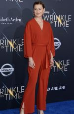 ELLEN POMPEO at A Wrinkle in Time Premiere in Los Angeles 02/26/2018