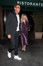 ELLEN POMPEO at Madeo Restaurant in Hollywood 02/08/2018