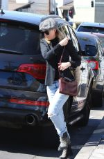 ELLEN POMPEO Out for Lunch in Los Angeles 02/24/2018
