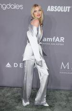 ELSA HOSK at Amfar Gala 2018 in New York 02/07/2018