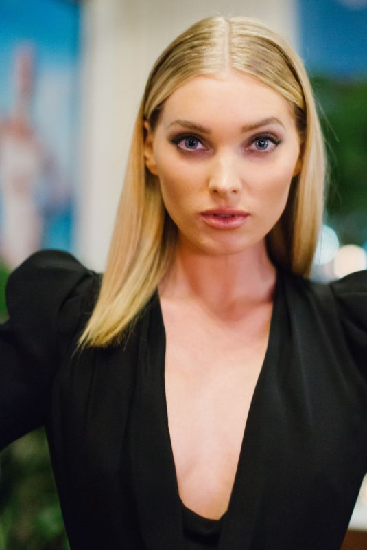 ELSA HOSK at Solid & Striped Swimteam Launch in New York 02/06/2018