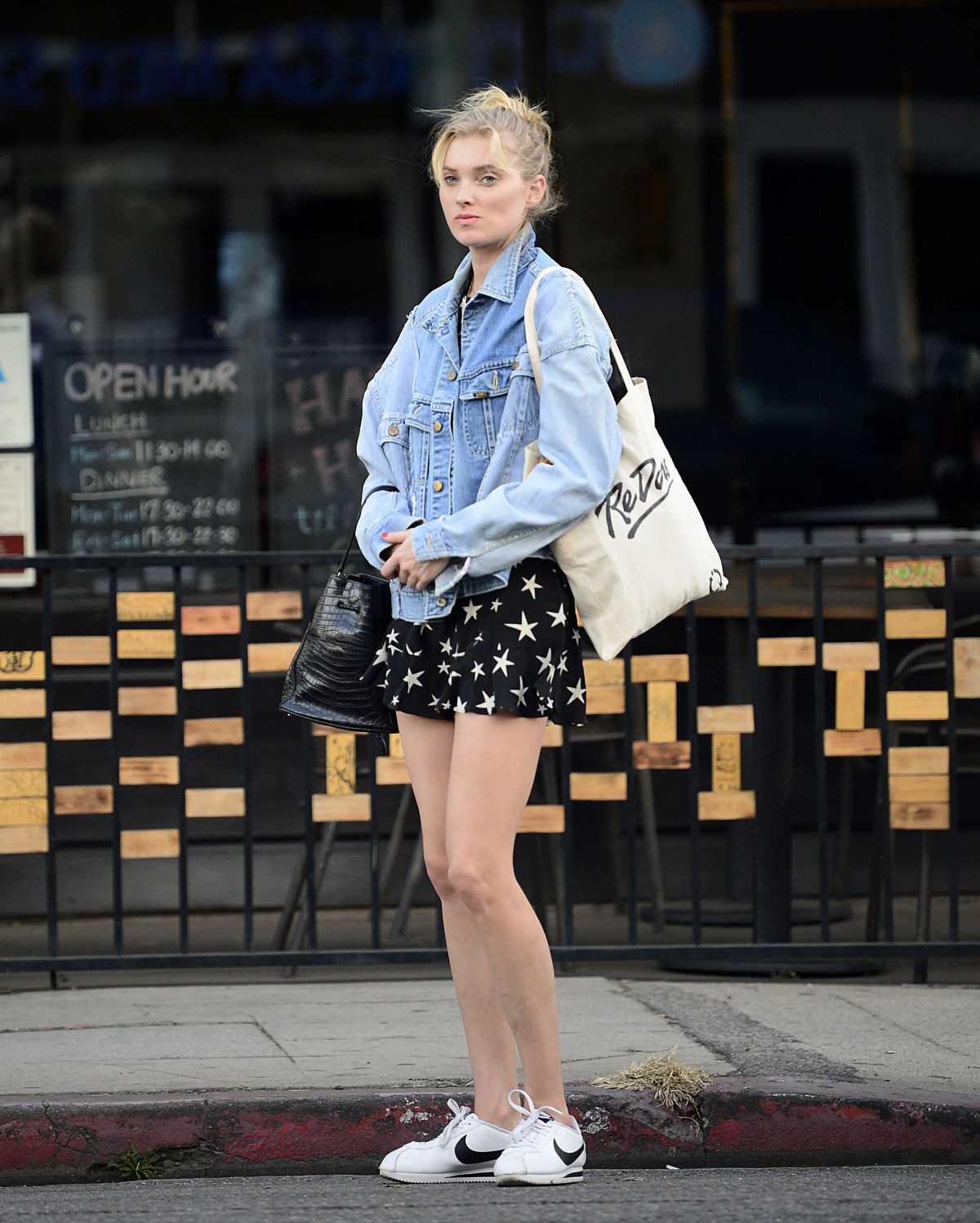 a027a5f085a ELSA HOSK Out Shopping in New York 02 05 2018 - HawtCelebs