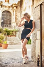 ELSA PATAKY for Gioseppo Spring/Summer 2018 Campaign