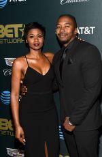 EMAYATZY CORINEALDI at American Black Film Festival in Los Angeles 02/25/2018