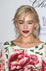 EMILIA CLARKE at Centrepoint Awards in London 02/08/2018