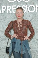 EMILIA MCCARTHY at Gretchen Christine x Impressions Vanity PopUpParty in West Hollywood 02/10/2018