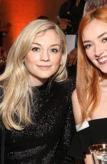 EMILY KINNEY at Rachel Zoe Fall 2018 Collection Presentation in Los Angeles 02/05/2018