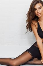 EMILY RATAJKOWSKI for DKNY Spring 2018 Intimates Campaign