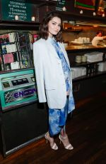 EMILY ROBINSON at Michael Kors x David Downton Dinner Celebration at New York Fashion Week 02/14/2018