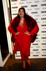 EMMA BRESCHI at A Celebration of Independence Party at London Fashion Week 02/15/2018