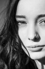 EMMA DUMONT for Anoymous Society, January 2018
