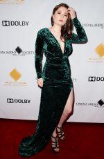 EMMA KENNEY at Cinema Audio Society Awards 2018 in Los Angeles 02/24/2018