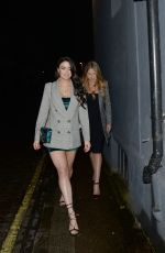 EMMA MILLER at Chiltern Firehouse in London 02/04/2018