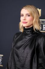 EMMA ROBERTS at NFL Honors at University of Minnesota in Minneapolis 02/03/2018