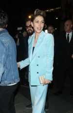 EMMA WILLIS Arrives at Warner Music Brits After-party in London 02/21/2018