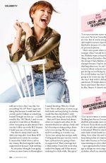 EMMA WILLIS in Cosmopolitan Magazine, UK March 2018 Issue