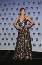 ERIKA HENNINGSEN at 17th Annual HRC Greater New York Gala in New York 02/03/2018