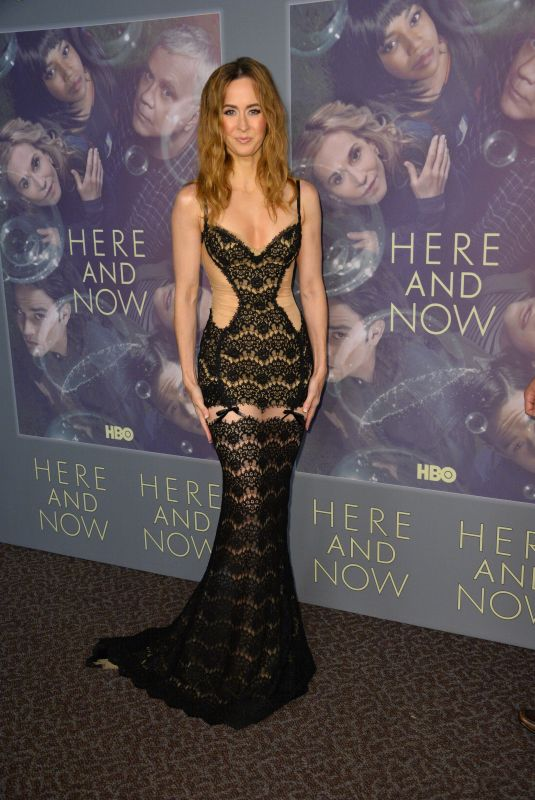ERIN CARUFEL at Here and Now Premiere in Los Angeles 02/05/2018