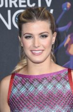 EUGENIE BOUCHARD at Direct TV Now Super Saturday Night in Minneapolis 02/03/2018