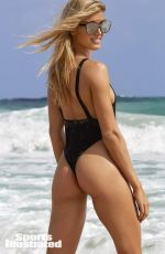 EUGENIE BOUCHARD in Sports Illustrated Swimsuit Issue 2018