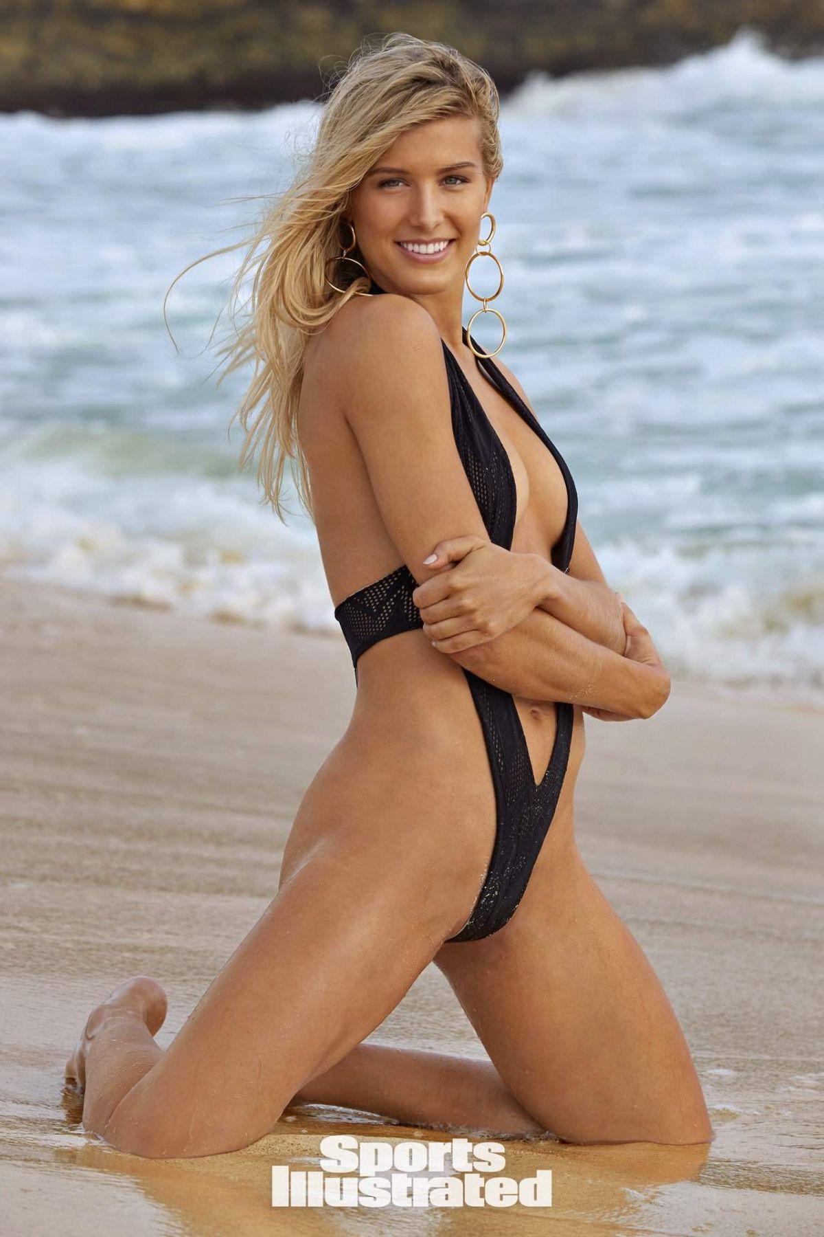 Eugenie Bouchard Sports Illustrated