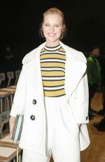 EVA HERZIGOVA at Marc Jacobs Fashion Show at NYFW in New York 02/14/2018