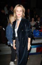EVA HERZIGOVA at Tommy Hilfiger Fashion Show in Milan 02/25/2018