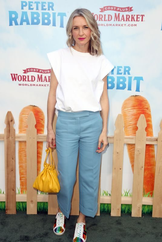 EVER CARRADINE at Peter Rabbit Premiere in Los Angeles 02/03/2018