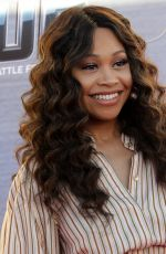 EVVIVE MCKINNEY at The Four: Battle for Stardom Viewing Party in West Hollywood 02/08/2018
