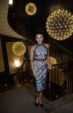 FAYE BROOKES at Manchester Fashion Festival at Manchester Hall 02/23/2018
