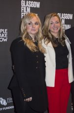 FAYE MARSAY and DAISY AITKENS at You, Me and Him Premere at Glasgow Film Festival 02/25/2018
