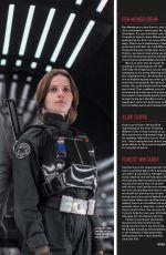 FELICITY JONES in Star Wars Insider, Special Edition 2018
