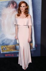 FIONA VROOM at Altered Carbon Premiere in Los Angeles 02/01/2018