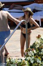 FRANCES BEAN COBAIN in Bikini on Vacation in Hawaii 02/12/2018