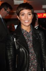 FRANKIE BRIDGE at Eugenius! Gala Performance at The Other Palace in London 01/31/2018