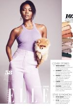 GABRIELLE UNION in Elle Magazine, Canada March 2018 Issue
