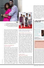 GABRIELLE UNION in Redbook Magazine, March 2018 Issue