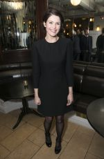 GEMMA ARTERTON at Long Days Journey into Night Play After-party in London 02/06/2018