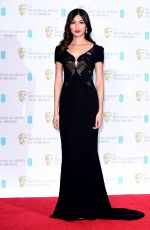 GEMMA CHAN at BAFTA Film Awards 2018 in London 02/18/2018