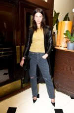 GEORGIA FOWLER at Levi's Celebrates Equality in New York 02/12/2018
