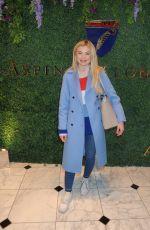 GEORGIA TOFFOLO at Aspinal Show at London Fashion Week 02/19/2018