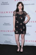 GEORGIE GUINANE at Stillwater Premiere in Los Angeles 02/12/2018