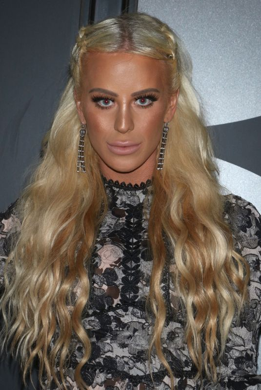 GIGI GORGEOUS at Anna Sui Fall/Winter 2018 Fashion Show at NYFW in New York 02/12/2018