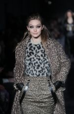 GIGI HADID at Max Mara Runway Show in Milan 02/22/2018