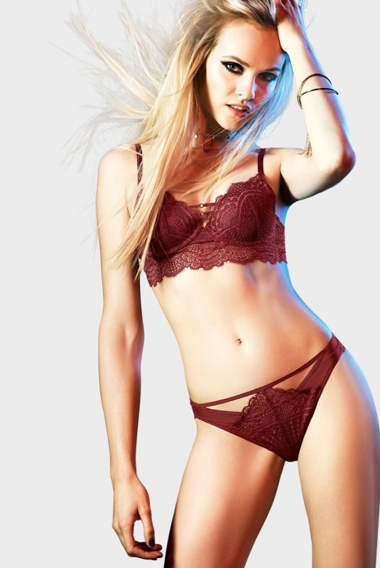 GINTA LAPINA for La Senza 2018