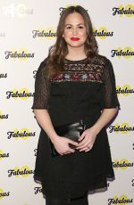 GIOVANNA FLETCHER at Fabulous Magazine 10th Birthday Party in London 02/06/2018