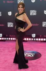GISELLE BLONDET at Premio Lo Nuestro Awards 2018 in Miami 02/22/2018
