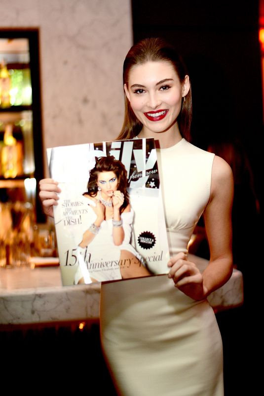 GRACE ELIZABETH at Daily Front Row