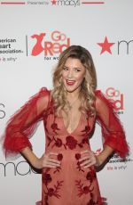 GRACE HELBIG at Go Red for Women Red Dress Collection 2018 Presented by Macy's in New York 02/08/2018