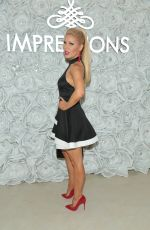 GRETCHEN ROSSI at Gretchen Christine x Impressions Vanity PopUpParty in West Hollywood 02/10/2018